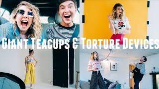 Video GIANT TEACUPS & TORTURE DEVICES MP3, 3GP, MP4, WEBM, AVI, FLV September 2018