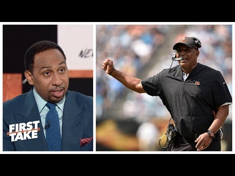 Stephen A: 'Bengals don't mean a thing to me until they win one playoff game' | First Take