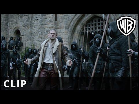 King Arthur: Legend of the Sword (Clip 'Life Lessons')