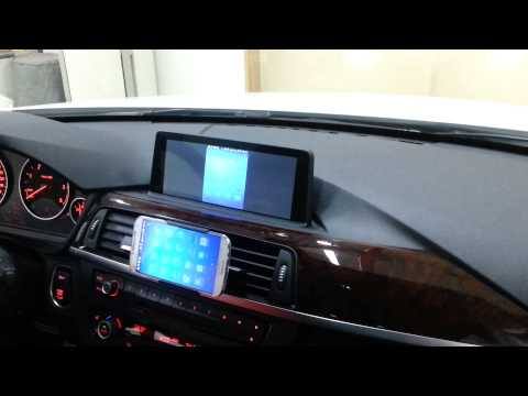 MIRROR LINK BMW F30 (GALAXY WIRELESS)