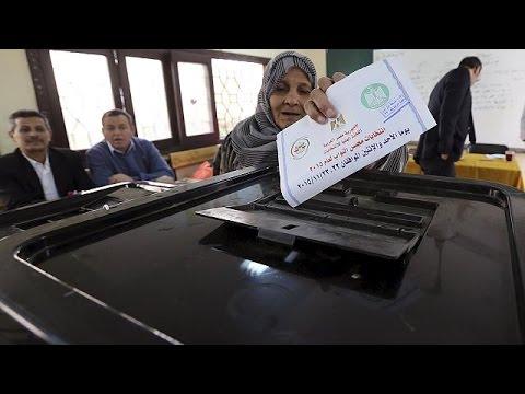 Αίγυπτος: Σε εξέλιξη η δεύτερη φάση των βουλευτικών εκλογών
