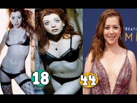 Alyson Hannigan ♕ Transformation From A Child To 44 Years OLD