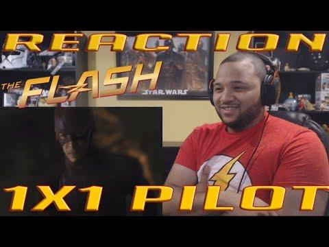 """The Flash 1x1 """"Pilot"""" REACTION!!"""