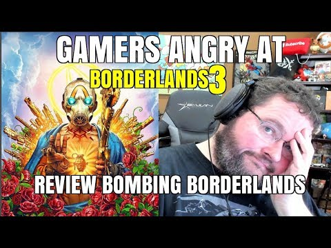 Gamers ANGRY At Borderlands 3 - Review Bombing Previous Games + Editions To Buy