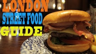 The London street food guide takes you on a tour of some of London's best street food locations.  We hope we give you some food for thought and enjoy stuffing your face!Presented by Biskeybee Filmed by biskeybee and ReenaProduced and edited by Biskeybee for Original crunch productions