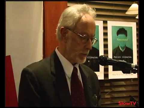 J.M. Coetzee on Patrick Allington's Figurehead