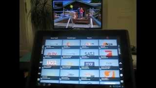 Smart TV Remote Tab YouTube video