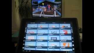Smart TV Remote Tab YouTube video