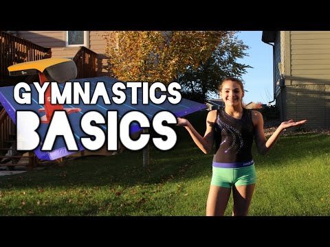Basics - OPEN FOR MORE TC2↓ Today we talk to you all about the basics of gymnastics including events, practice wear, and terms! Make sure to come back to our channel...