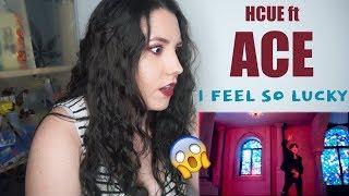 Hcue - I Feel So Lucky ft. A.C.E  MV REACTION