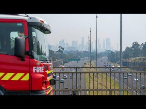 Εκανε τον γύρο της Γης και επιστρέφει… Αυστραλία ο καπνός από τις φωτιές…