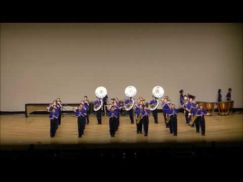 第17回動くコンサート 〜ステージマーチングフェスティバル in INAZAWA 佐織中学校