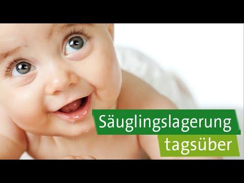 Wie liegt mein Baby tagsüber am besten? Tipps zur Lagerung des wachen Säuglings