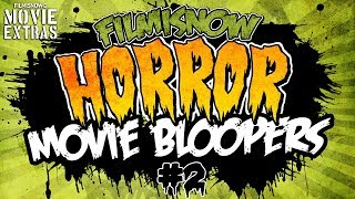 Video HORROR MOVIE BLOOPERS #2 - Scare yourself silly! MP3, 3GP, MP4, WEBM, AVI, FLV April 2019