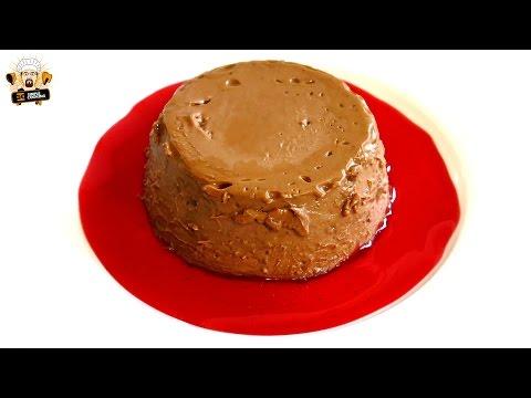 - come preparare panna cotta gusto cioccolato - ricetta -