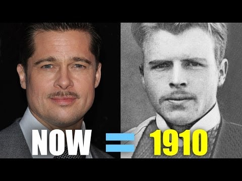 Mind blown. Time travel?