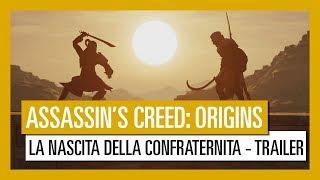 Trailer - La Nascita della Confraternita - ITA
