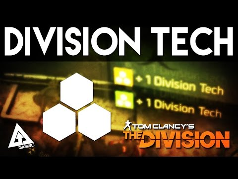 The Division Easy Division Tech Farming Route (видео)