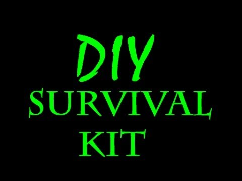 ★DIY Altoids Survival Kit -READ DESCRIPTION-★