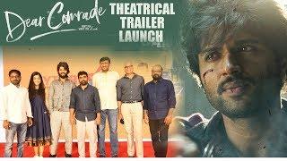 Dear Comrade Theatrical Trailer Launch Event | Vijay Deverakonda, Rashmika Mandanna