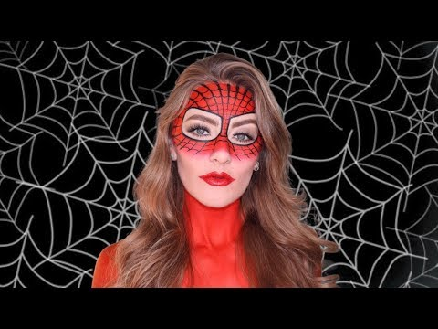 Download Video Spider Woman Halloween Makeup Tutorial (Day 21 of 31 Days of Halloween)