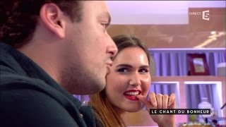 Video Kev Adams X Joyce Jonathan - C à vous - 10/02/2016 MP3, 3GP, MP4, WEBM, AVI, FLV Juni 2017