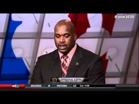Inside The NBA Discuss Stan Van Gundy Comments