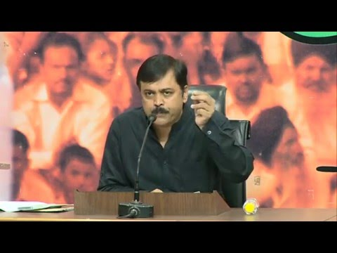 Congress party & its leaders are the architects of #AgustaWestlandScam: Shri GVL Narsimha Rao