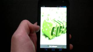 Live Wallpaper - AnDroid Cubes YouTube video
