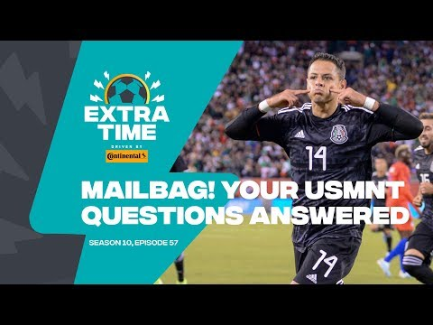 Video: Was USA Loss to Mexico a Disaster or Progress? | Who Takes Blame if Galaxy Miss Playoffs?