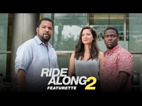 Ride Along 2 (Featurette 'Olivia Munn')