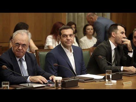 Α. Τσίπρας: Προτεραιότητα η ρύθμιση της αγοράς εργασίας…
