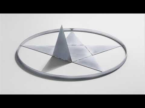 Gui Boratto - Pentagram selected tracks: Scene 2, Forgotten, Alcazar, Forgive Me, Spur, Pentagram