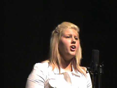 Emilee Jordan, Senior Recital