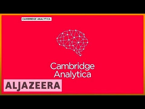 🇺🇸 'Cambridge Analytica harvested data of 50 million Facebook users' | Al Jazeera English