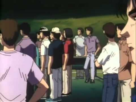 Cap 4 – Initial D First Stage Español Latino