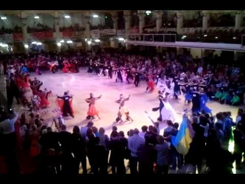 Team Match Finale - Junior Blackpool Dance Festival 2011