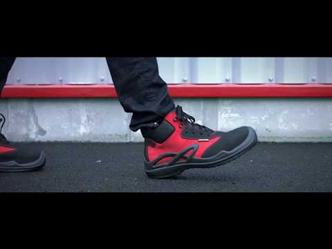Chaussures sécurité noires Lemaitre Soul S3, taille 42