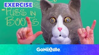 Nonton I To The L   Brainercise With Mr  Catman   Gonoodle Film Subtitle Indonesia Streaming Movie Download