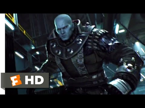 Resident Evil: Damnation (2012) - Mr. X Attack Scene (8/10) | Movieclips