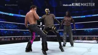 Nonton WWE Smackdown 21st April 2016 in 60 seconds Film Subtitle Indonesia Streaming Movie Download