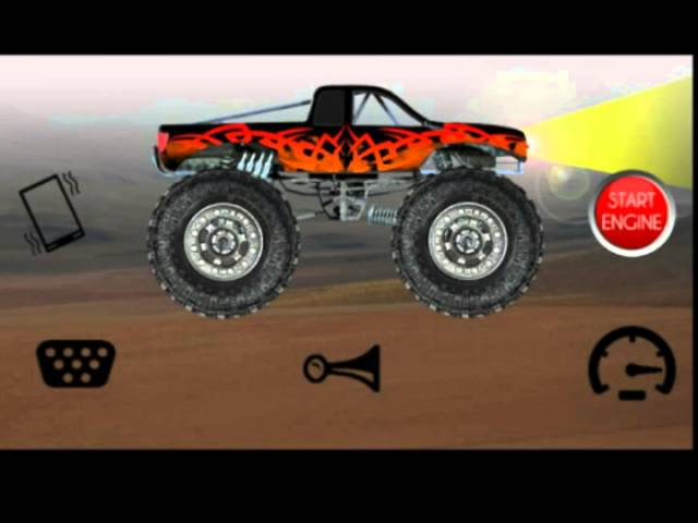 Game Toddler Monster Truck Kids Toy Android Ap