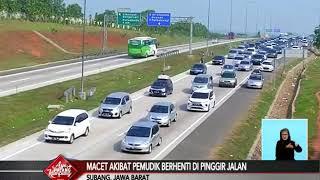 Video Kemacetan Arus Mudik di Tol Cipali Akibat Mobil Berhenti di Pinggir Jalan - iNews Siang 10/06 MP3, 3GP, MP4, WEBM, AVI, FLV Agustus 2018