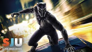 Black Panther to Top Justice League's Total in Just Four Days - SJU by Clevver Movies