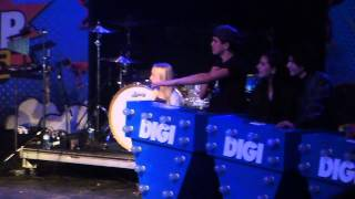 DigiTour 2015  - Trivia (With Hayes Grier, Paul Zimmer, Luke Korns, and Rickey thompson)