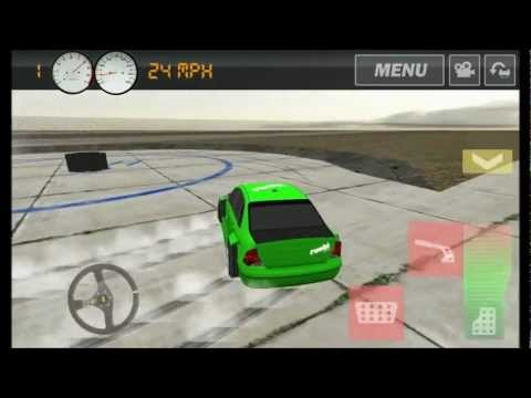Video of Driftkhana Freestyle Drift App