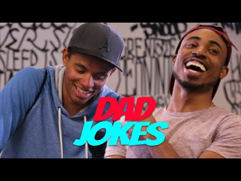 Funny quotes - Dad Jokes  Richie vs. Broady