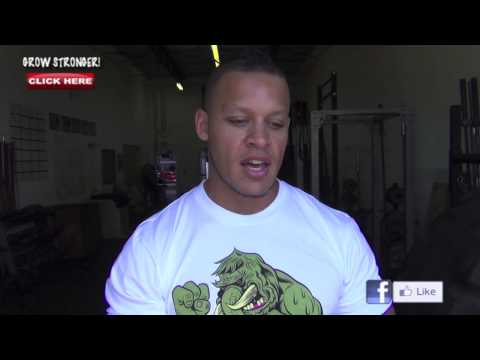 Training - Sign up Grow Stronger Newsletter: http://hulsestrength.com/go/youtube Elliott's Other Channel: http://www.youtube.com/user/elliottsaidwhat Elliott's Facebook...