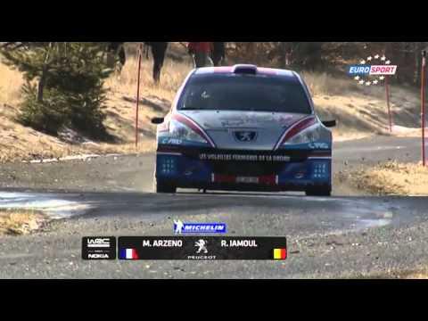 2012 WRC Monte Carlo Day 1