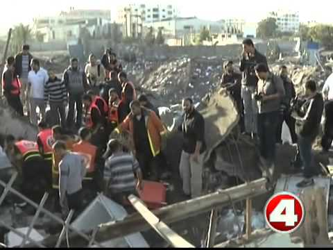 Hamas: truce includes opening all Gaza crossings